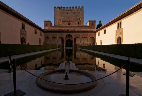 Patio de los Arrayanes (Alhambra) | by Carhove