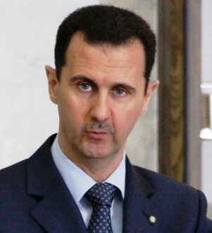 Syria #1 Donkey, Bashar Assad | by FreedomHouse