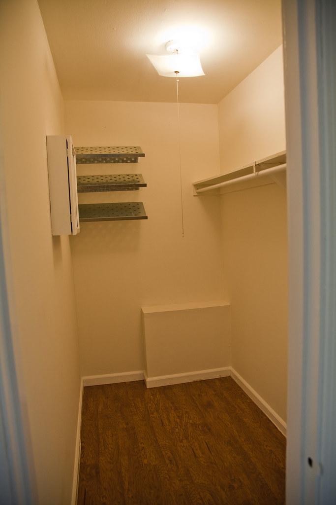 Duplex Master Closet