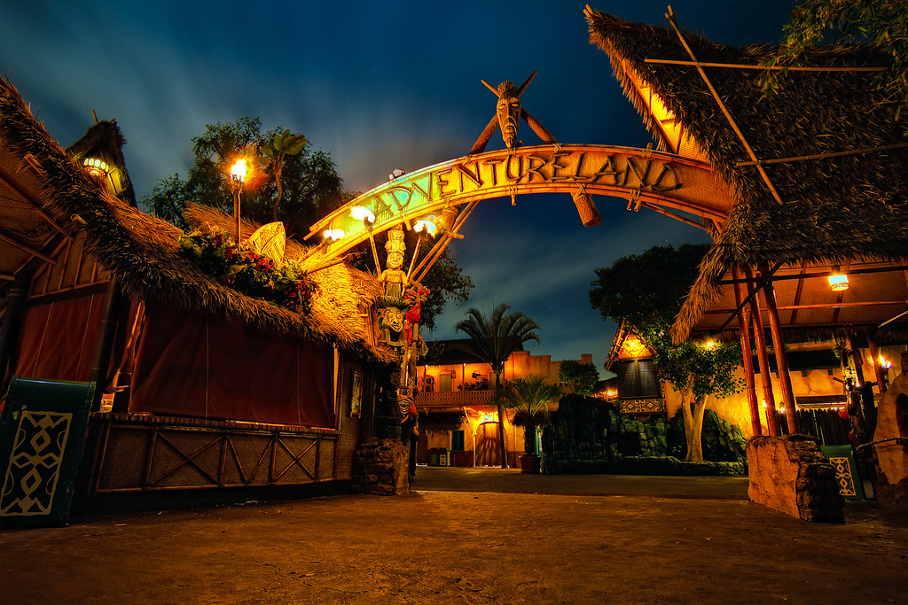 Now Leaving Adventureland