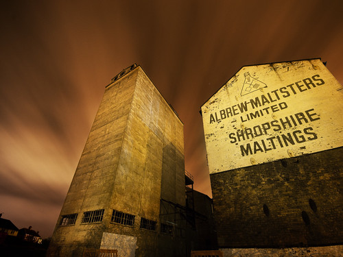 Maltings night | by Mike Ashton