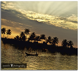 a postcard from God's own country | by PNike (Prashanth Naik..back after ages)