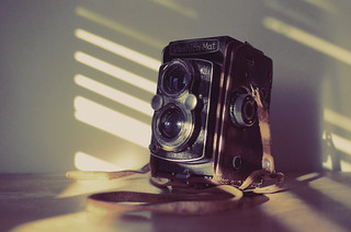 Dad's Old Camera - Yashica-Mat Copal-MXV - 01 | by SRHart (84)