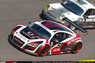 APR Motorsport - Rolex 24 at Daytona - 2012 | by goapr