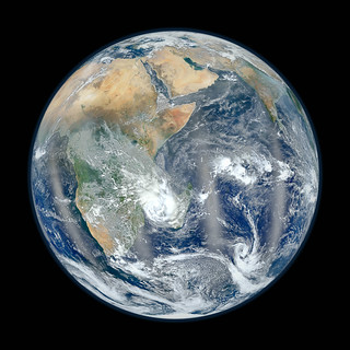 Eastern Hemisphere - Blue Marble 2012 | by NASA Goddard Photo and Video