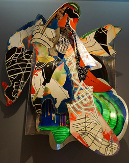 2011-12-17 Palo Alto, Stanford University 099 Museum of Art, Frank Stella - Nightgown | by Allie_Caulfield