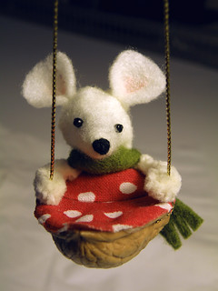 2011 Mouse Ornament | by Swell Dame