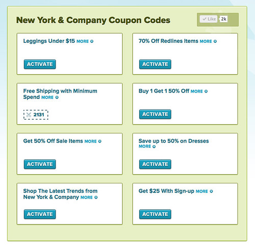 Group coupon code