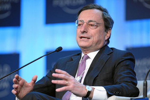 Mario Draghi - World Economic Forum Annual Meeting 2012 | by World Economic Forum