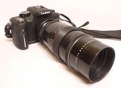 200mm f4 Pentacon