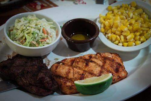 Tony Roma's Steak and Salmon | Flickr - Photo Sharing!