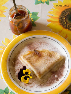 Crêpes, jam and... flowers | by Alexandra Diana Geaman Photography