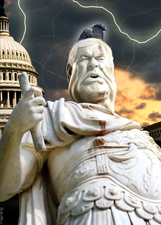 Newt Gingrich - Historic Figure | by DonkeyHotey