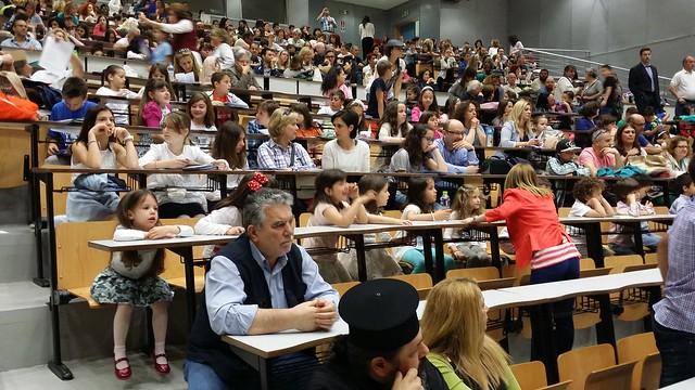 Η ΣΤ' στο 1ο Μαθητικό Συνέδριο