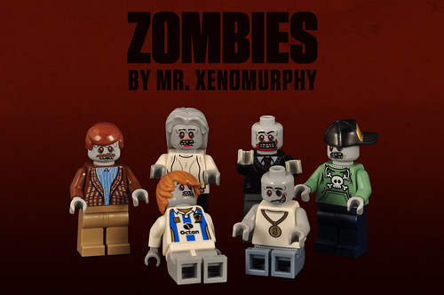 Zombies | by Xenomurphy