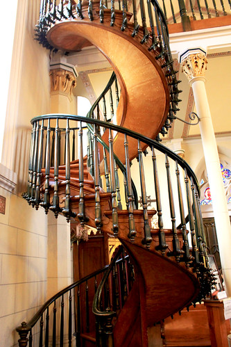 The Miraculous Stairway of Loretto Chapel | by Toria Clark