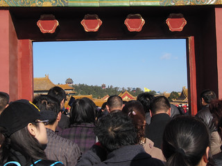 Forbidden City Crowd | by wanderfolly