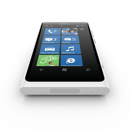 Nokia Lumia 800 white | by mbiebusch