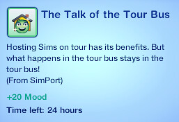 Moodlet - Simport | by SimsVIP