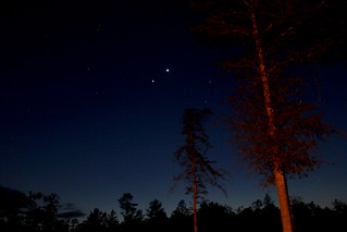 Venus and Jupiter | by Shanda75