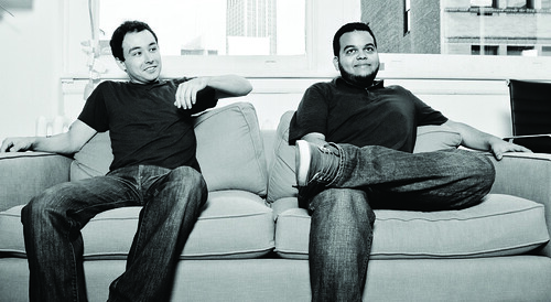 Matt Quintanilla '07 and Mike Potter '07 of Disrupto | by ICFuse