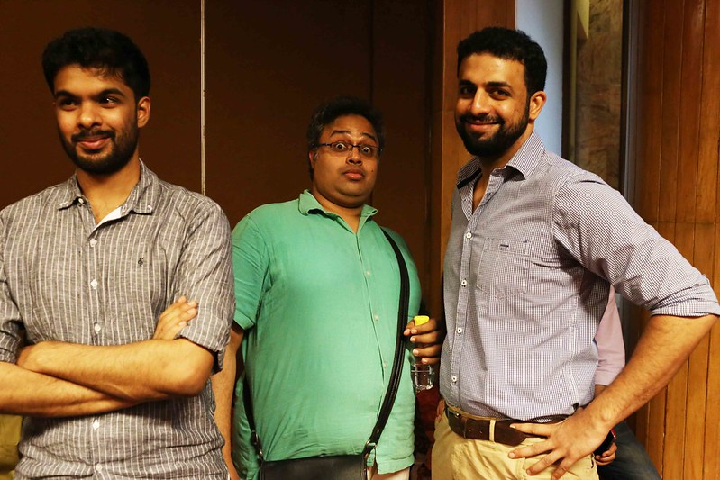 Netherfield Ball – The Superhit Show at Rana Ayyub's Book Launch, India Habitat Center