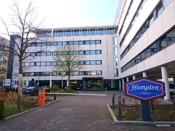 Hampton by Hilton Amsterdam Airport Schiphol