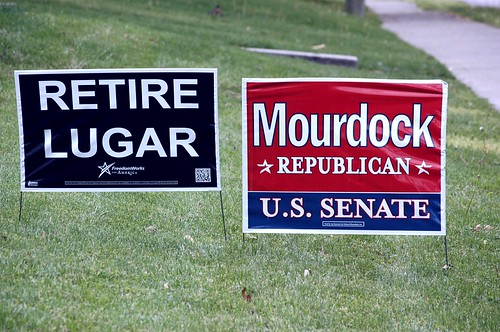 Did Lugar lose because of the Tea Party? | by kennethkonica