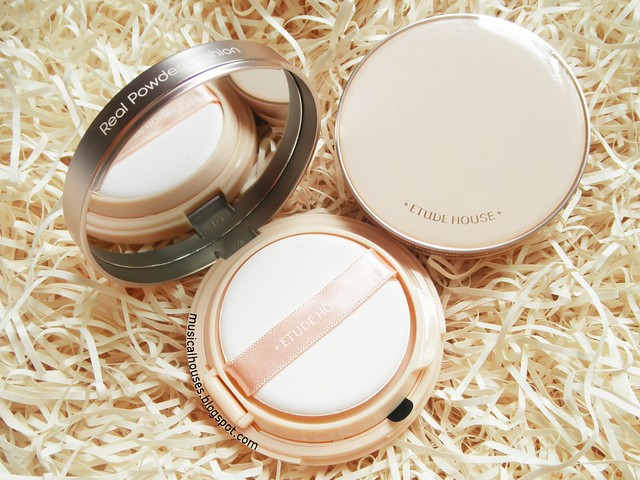 Etude House Real Powder Cushion Review SPF50 PA
