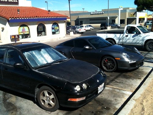 High End Acura Sports Car