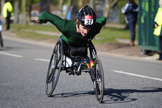Wheelchair Race - London Marathon 2012 | by Toby James King