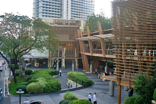Greenbelt is a high-end shopping complex | by Camemberu