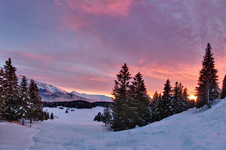 Sunset Panorama | by Philipp Klinger Photography