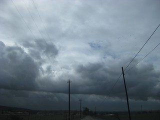 "An ""Inside Slider Storm"" Brings Rain To Much of California (2-13-12) Photo #8 