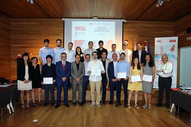 Programa YUZZ para Jóvenes con Ideas Emprendedoras