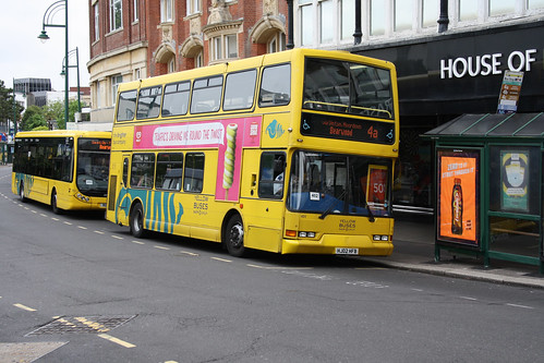 Yellow Buses 431 HJ02HFB
