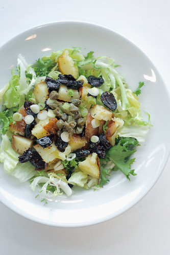 Potatoes, Black Olives and Capers | by Salad Pride