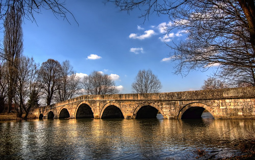 Rimski Most (Roman Bridge) near Sarajevo, HDR | by sale_01