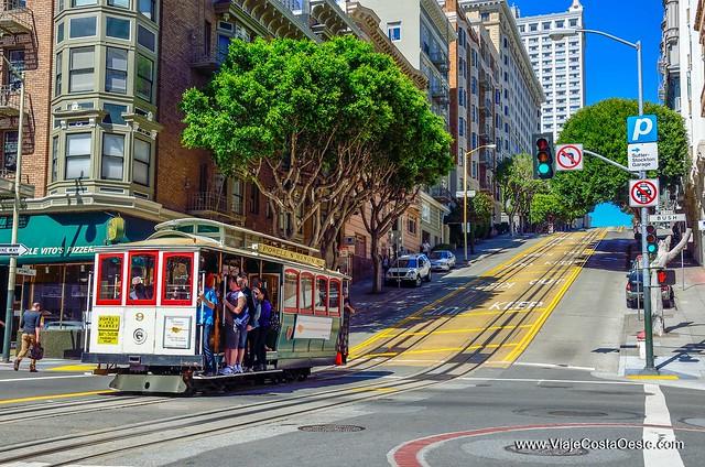 COMO VISITAR SAN FRANCISCO
