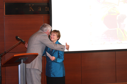 Sherrie Smith Retirement Party - March 29, 2012 | by Kansas City Public Library