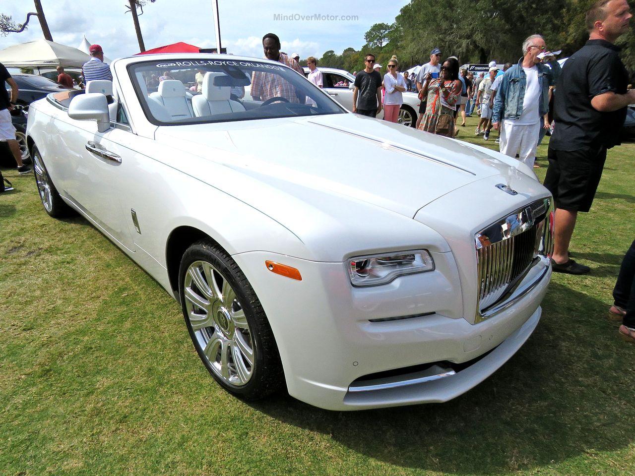 Rolls Royce Dawn Amelia Island 3