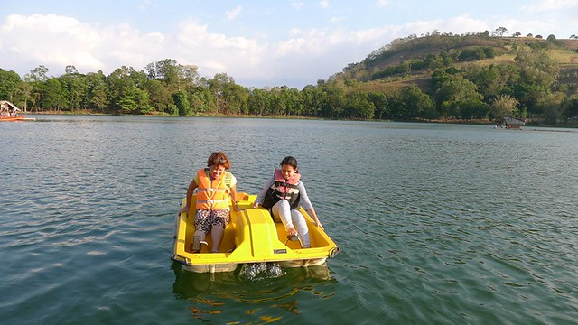 Beautiful Mindanao | Lake Apo, Bukidnon