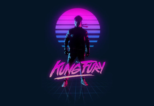 Kung Fury.