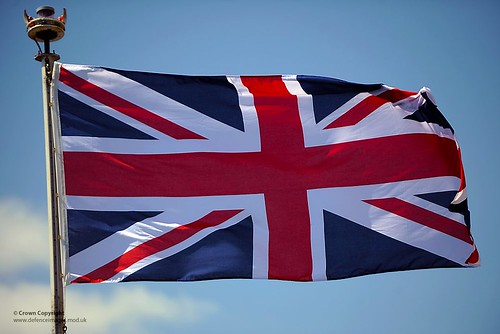 The Union Jack Flag | by Defence Images
