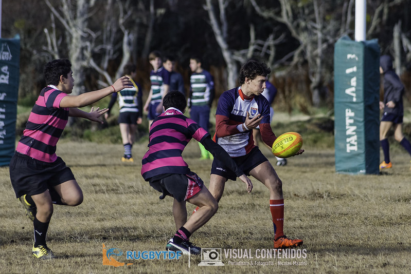Club Las Aguilas vs Ushuaia RC - 1er Torneo Tolhuin - M16