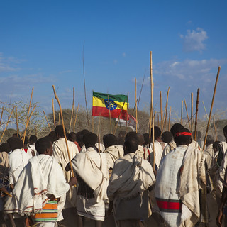 Gada ceremony in Karrayyu tribe - Ethiopia | by Eric Lafforgue