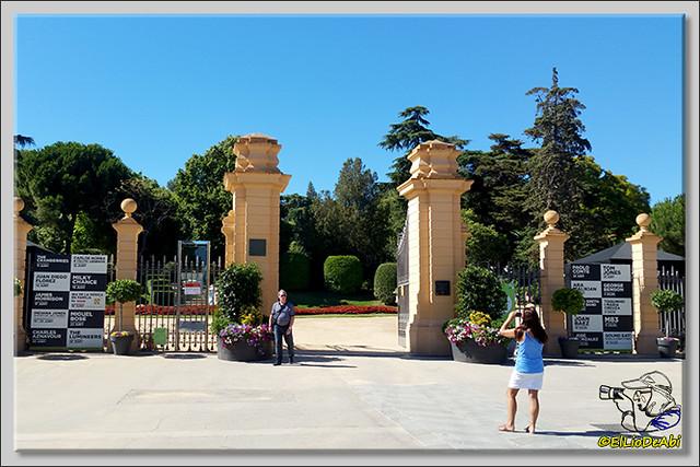 Jardines de Pedralbes. Barcelona (2)