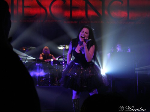 Amy Lee live in Zepp Osaka | by haridelle