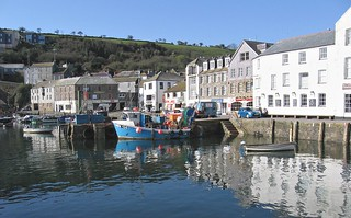 Mevagissey inner harbour.   29/03/2012  Taken mid morning. | by ~Mike & Mary's Photography~
