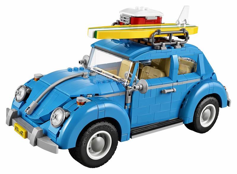 LEGO Creator 10252 - Volkswagen Beetle